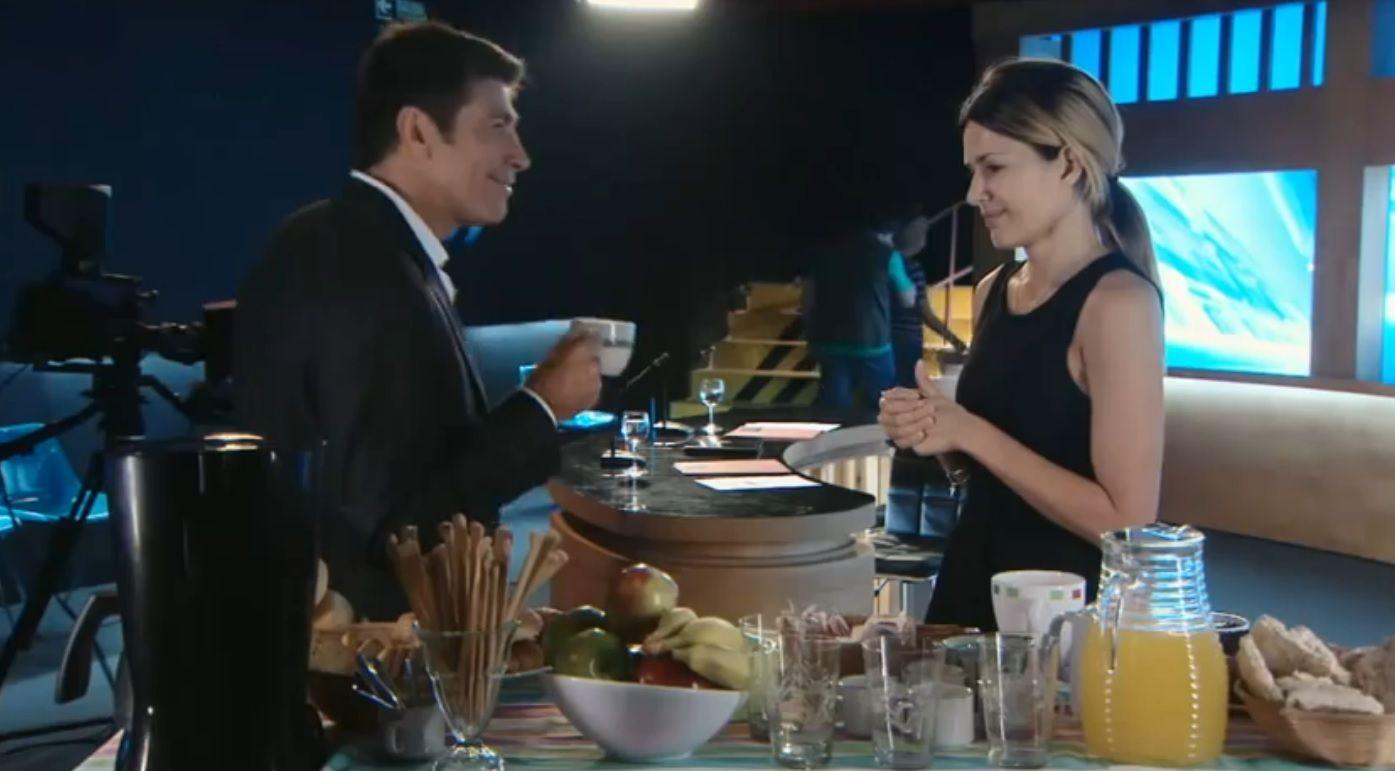 ¿Qué pasa entre Isabel Macedo y Nicolás Repetto?