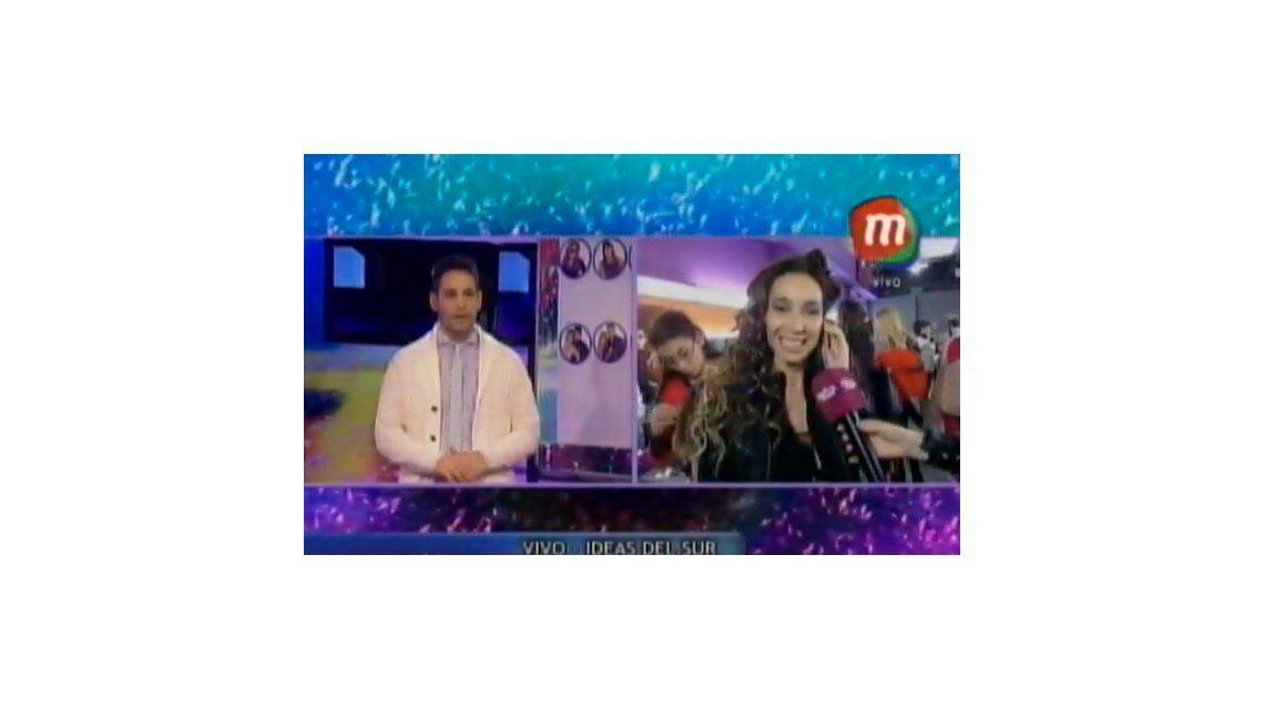 Mora Godoy y Flavio Mendoza se cruzarán en el Bailando: Este es mi lugar y él es un reemplazo
