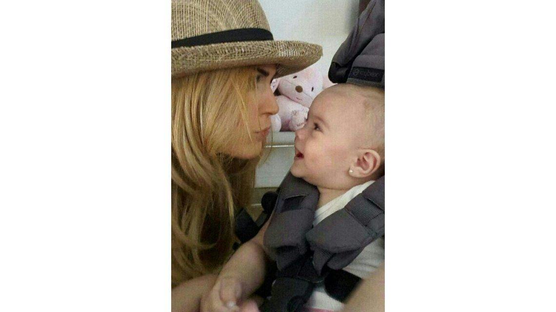 Lejos de la televisión, Viviana Canosa se refugia en la maternidad: Nunca fui tan feliz