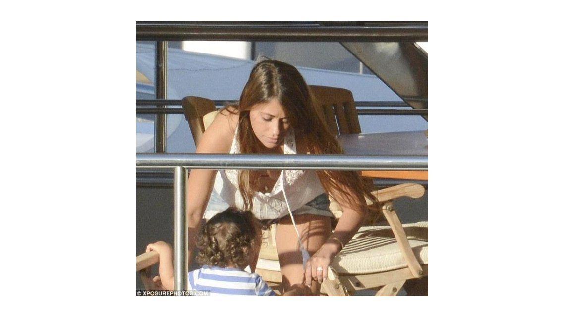 Las lujosas vacaciones de Lionel Messi y su familia: recorren la costa de Italia en un yate