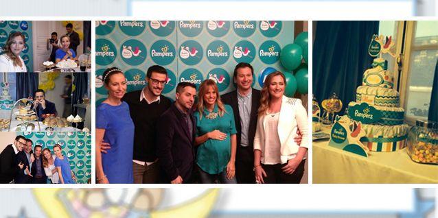 Esperando a Máximo: el baby shower de Mariana Fabbiani, embarazada de ocho meses