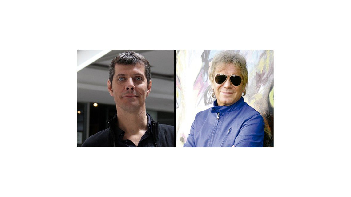 La reconciliación que faltaba: Mario Pergolini y Beto Casella hicieron las pases al aire