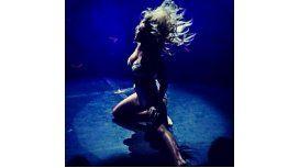 A bailar: Lali Espósito, sensual sobre el escenario