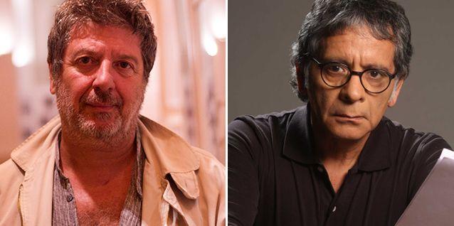 Manuel Callau reemplazará a Patricio Contreras en la nueva obra de Muscari