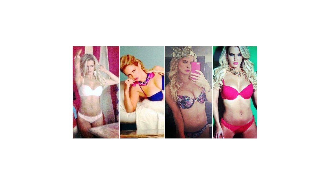 La producción sexy de Alejandra Maglietti