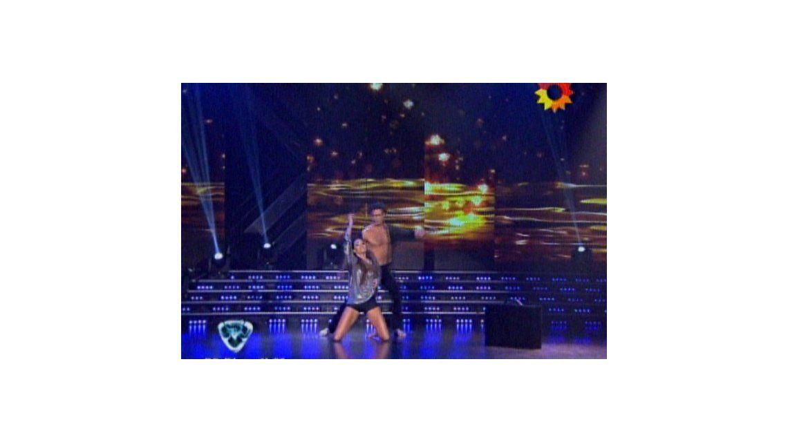 La noche de adagio de Aníbal Pachano, Karina Jelinek y Laura Fidalgo