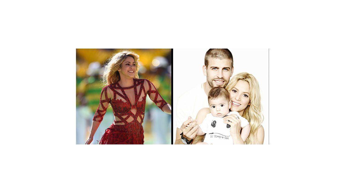 Medios internacionales confirman el embarazo de Shakira: espera su segundo hijo con Piqué
