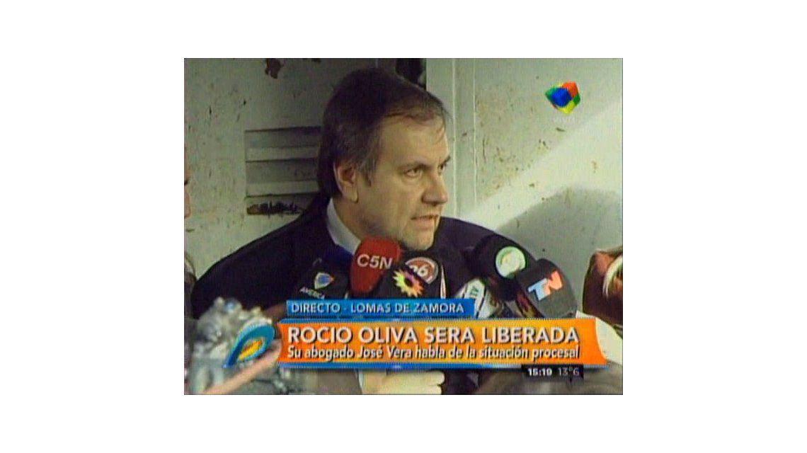 Liberaron a Rocío Oliva tras pasar la noche detenida en el Aeropuerto de Ezeiza