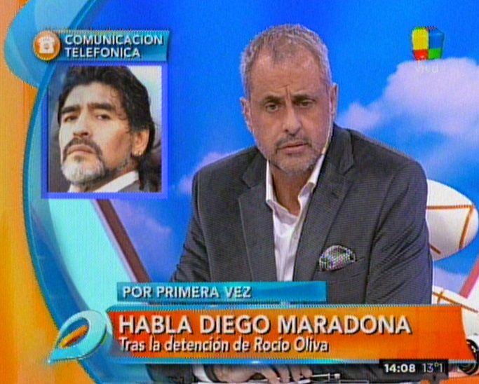 Diego Maradona vs Rocío Oliva: Voy a ir hasta las últimas consecuencias