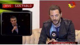 La insólita pelea entre los periodistas Rifle Varela y Mario Massaccesi