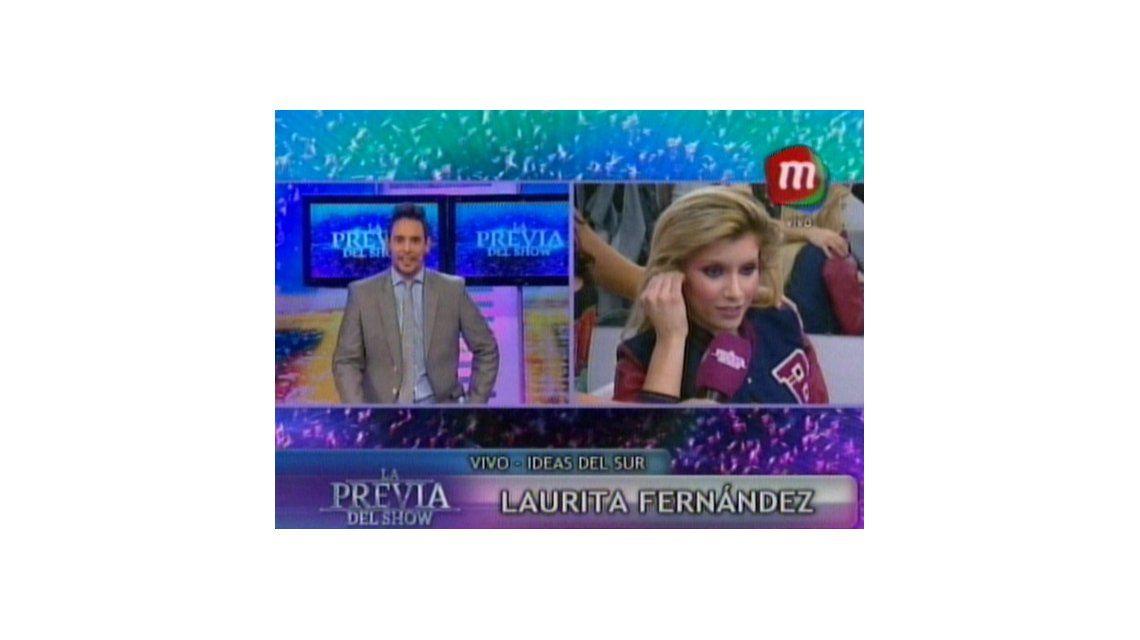 ¿Reconciliación confirmada? La cena romántica de Laurita Fernández y Hoppe
