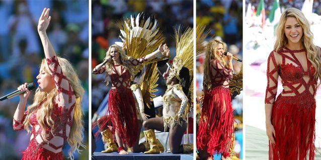 Shakira sembró la duda en la final de la Copa del Mundo: ¿Está embarazada?