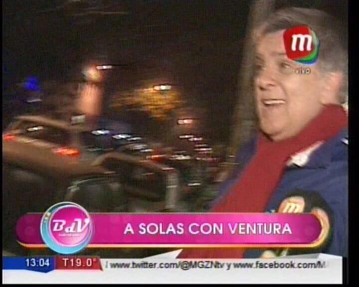 Luis Ventura, fuera de Intrusos busca su destino: Podría hacer producción detrás de cámara