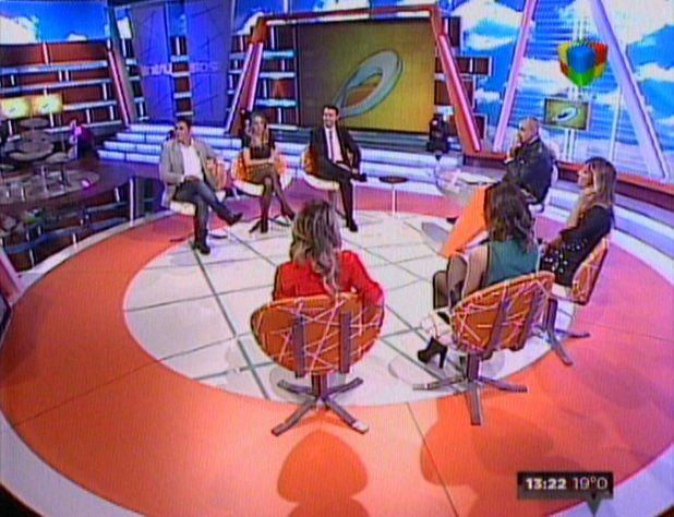 Jorge Rial presentó a sus nuevas panelistas y a los históricos que siguen al aire
