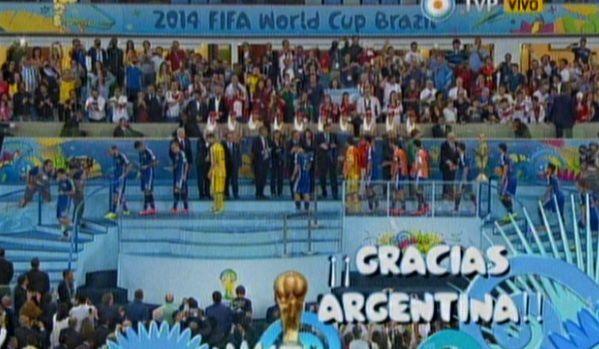 Argentina subcampeón: La tristeza de los famosos en Twitter