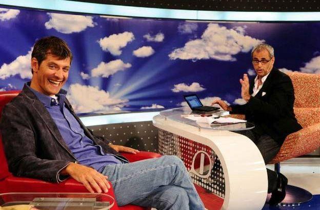 Jorge Rial y Mario Pergolini tendrán un mano a mano en Intrusos