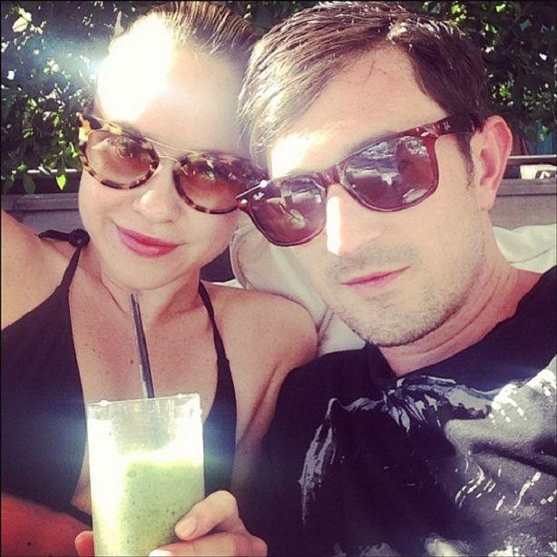 Otra tragedia acecha a Glee: encontraron muerto al novio de la actriz Becca Tobin