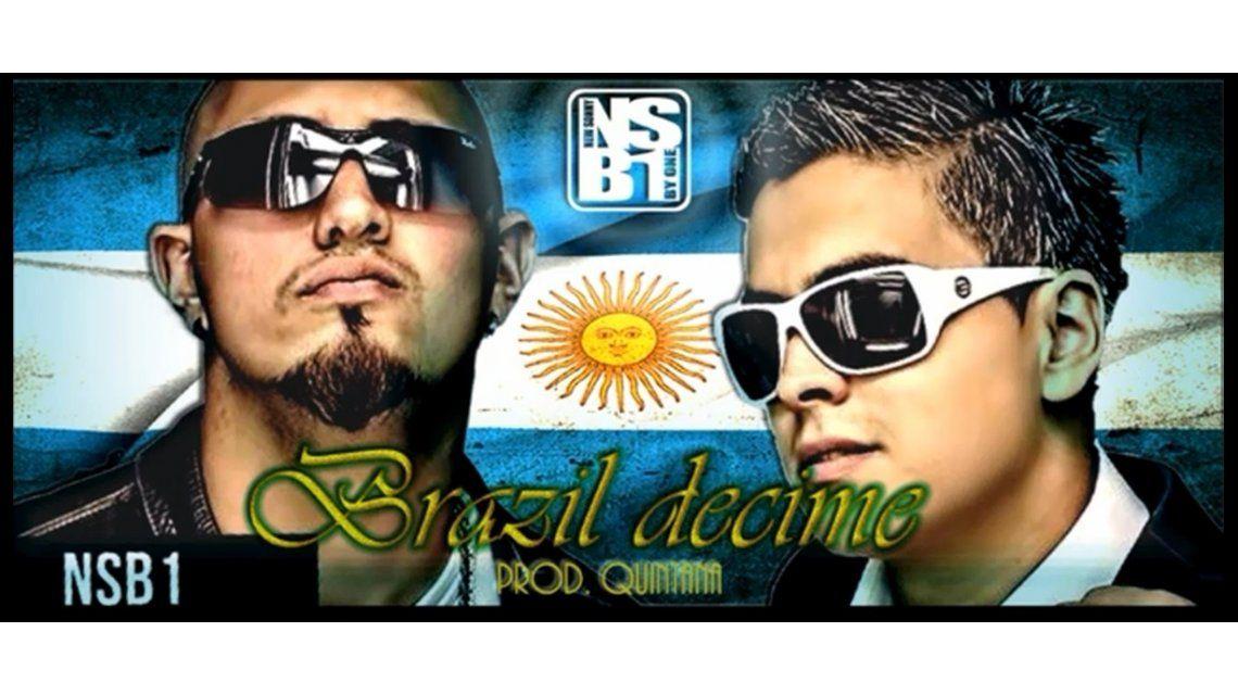 Brasil, decime que se siente... ahora tiene su versión en reggaetón