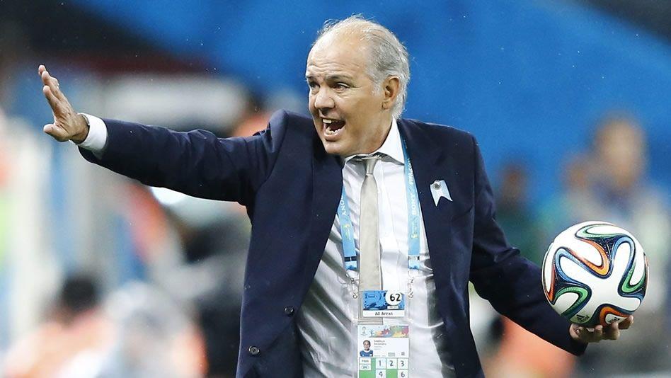 El técnico Alejandro Sabella no seguirá después del Mundial, confirmó su representante