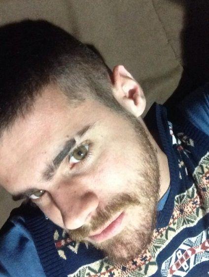 El osado cambio de look de Gastón Soffritti para su nuevo personaje, El Jonny