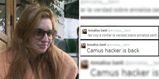 No aclares que oscurece: Annalisa Santi intentó justificar sus tuits xenófobos y se hundió