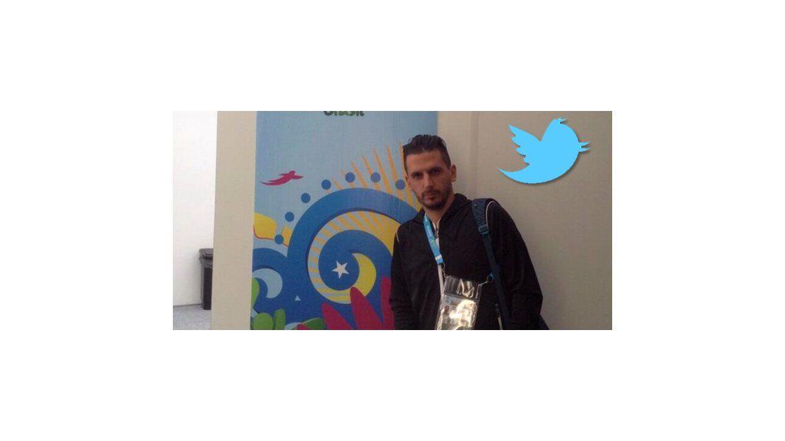 Murió Topo López en Brasil 2014: los famosos y periodistas lo despidieron en Twitter