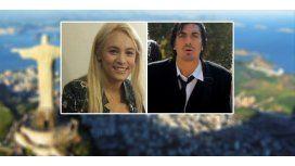 Juntos en Brasil: Habría fotos del encuentro entre Oliva y el ex de Palmiero