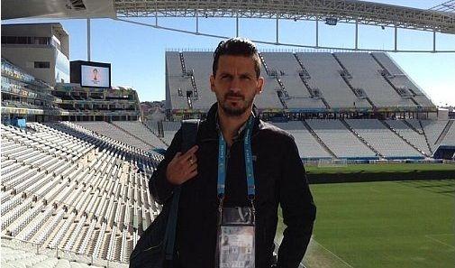 Otra tragedia en el Mundial: Murió el periodista Jorge Topo López