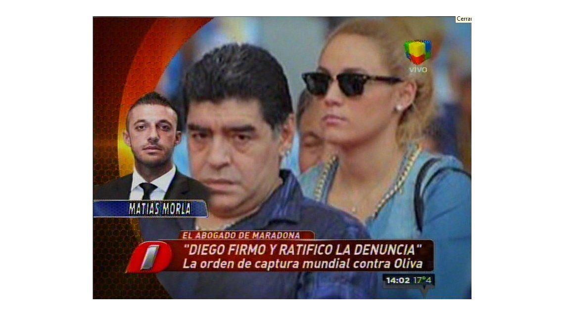 Libraron el pedido de captura internacional de Rocío Oliva