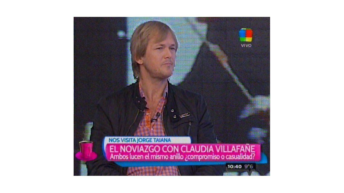 Jorge Taiana: Nunca negué mi relación y no le tengo miedo a Maradona