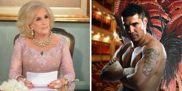Maravilla Martínez desmiente a Mirtha Legrand: No voy a hacer ninguna revista