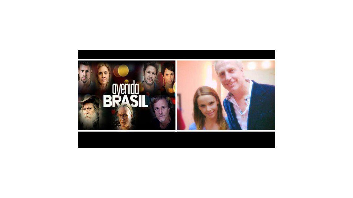 Marley adelantó los secretos del final de Avenida Brasil