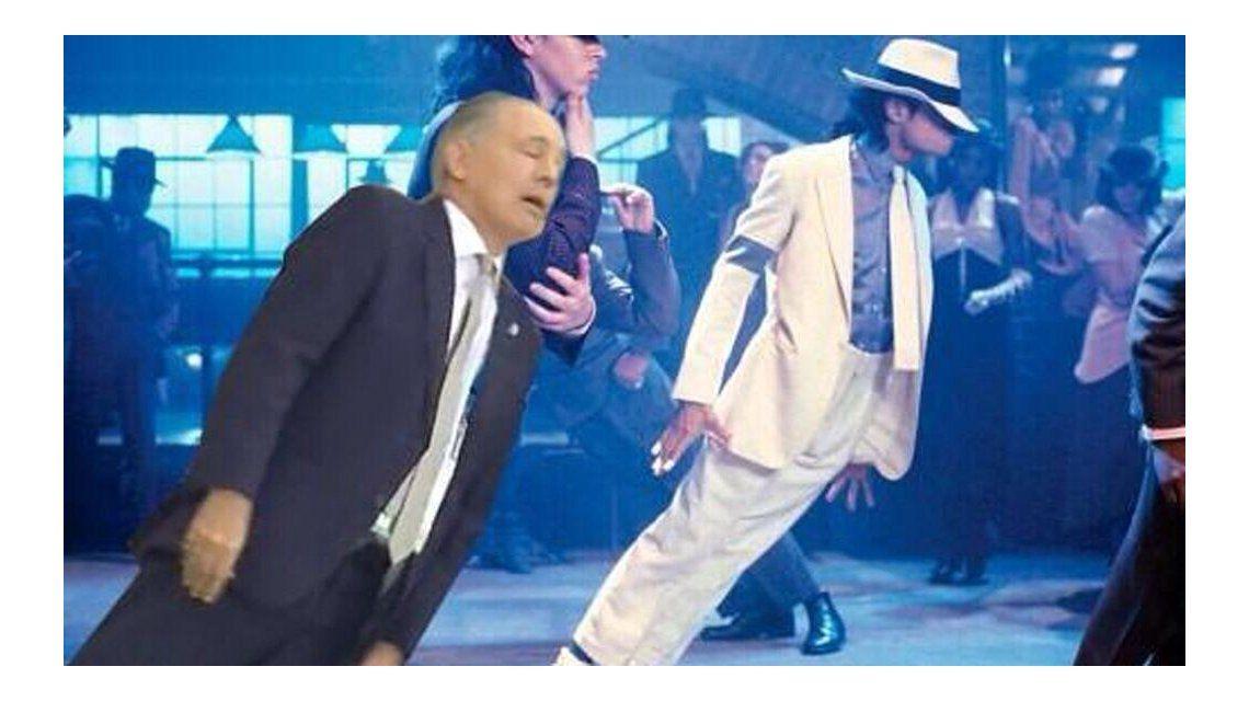 El blooper de Sabella que casi lo manda al piso en el banco de Argentina