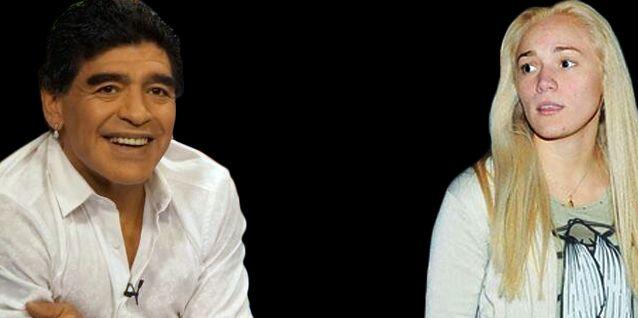 Diego Maradona insiste con silenciar a Rocío Oliva y pide renovar una medida cautelar