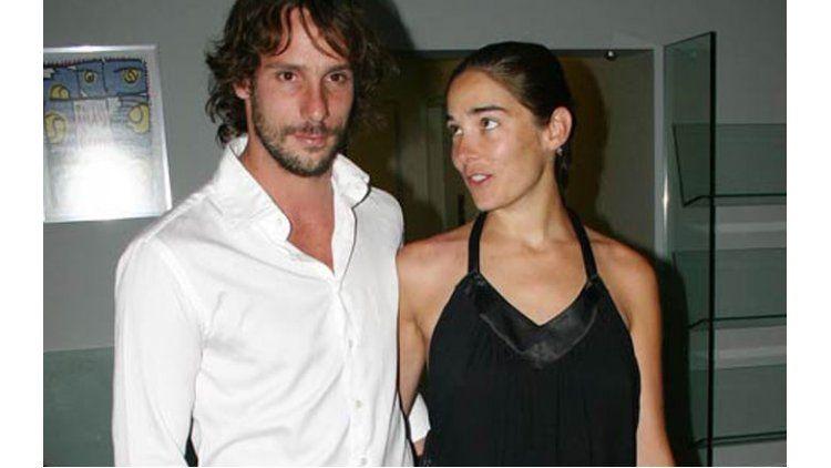 Gonzalo Valenzuela y Juana Viale