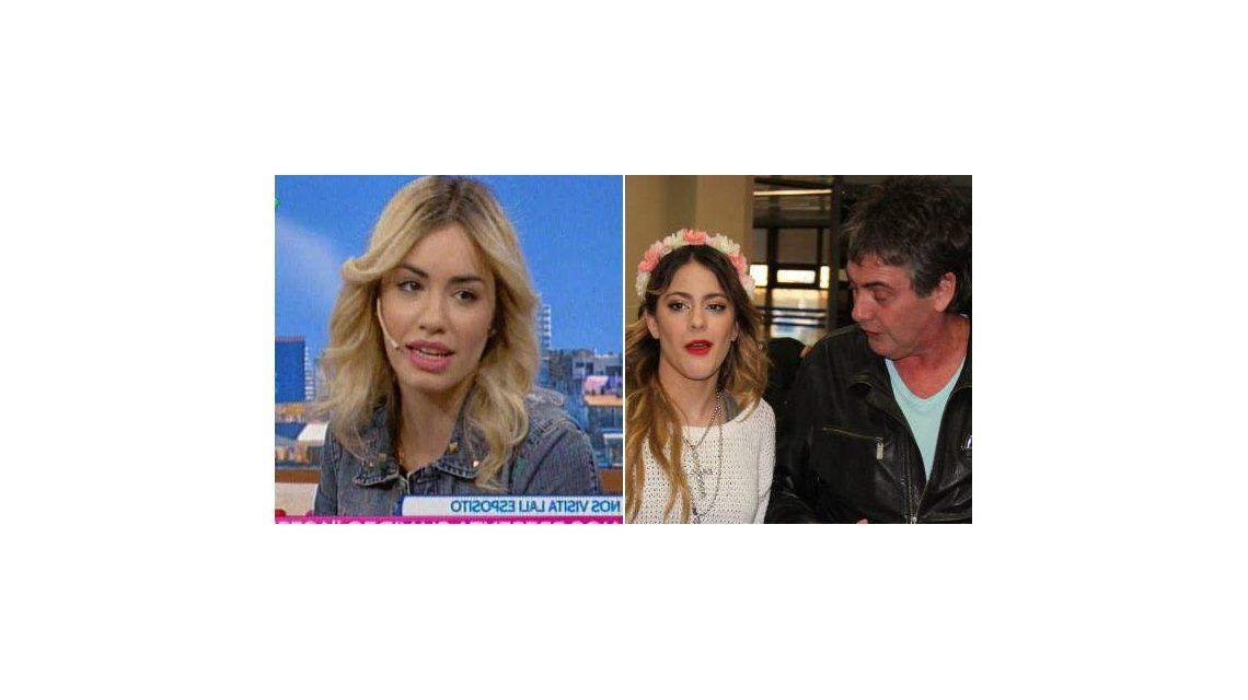 Lali Espósito disparó contra el padre de Violetta: Me importa tan poco su opinión