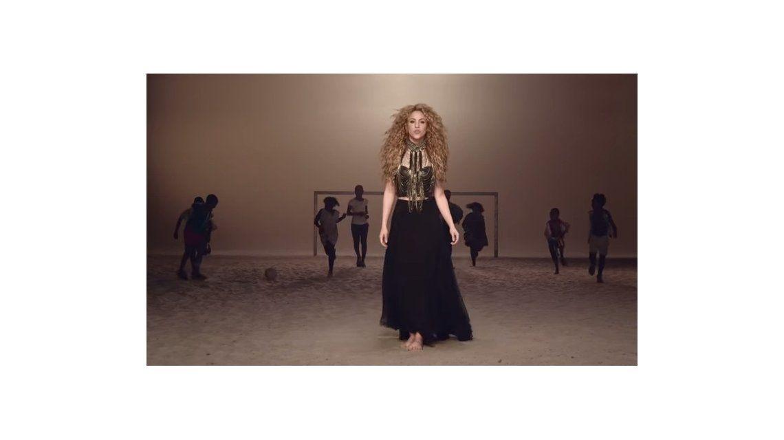 Después del papelón de J-Lo, el La La La de Shakira cerrará el Mundial