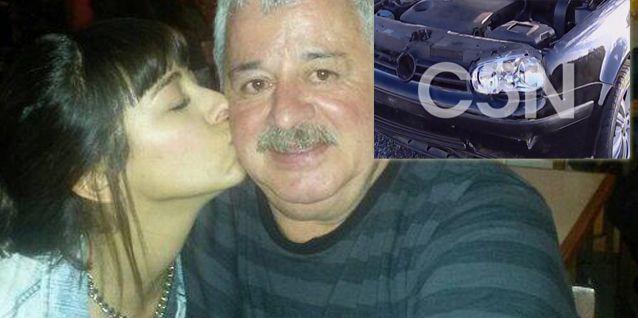 Así fue el accidente en el que murió la hija de Tití Fernández: habló el conductor del auto