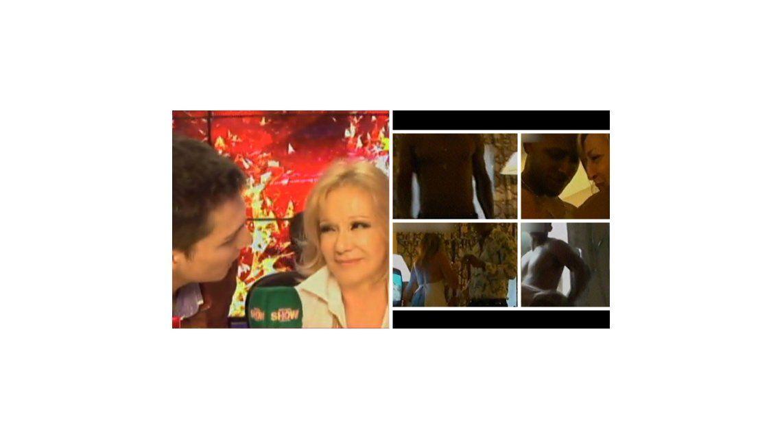 Soledad Silveyra, en el mundo de los taxi boys: una amiga fue clienta de Peluche