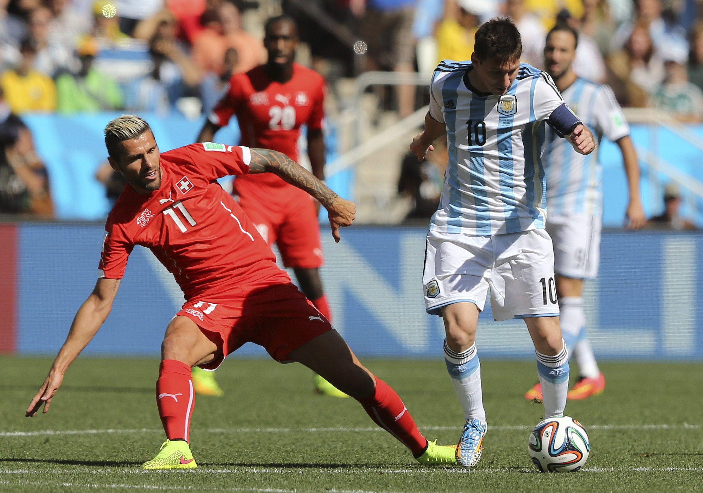 Argentina-Suiza paralizó la televisión con picos de más de 69 puntos de rating