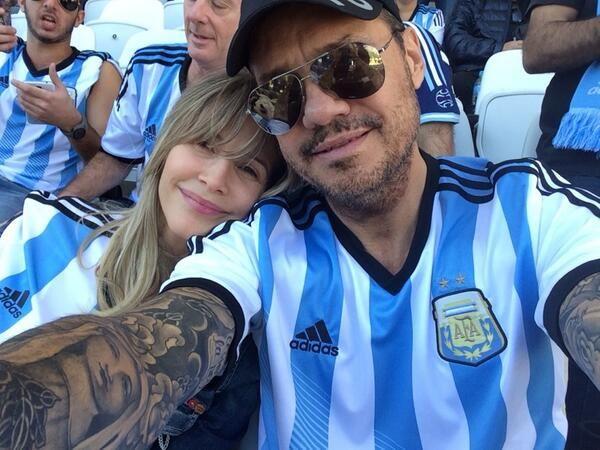 El amoroso saludo de Marcelo Tinelli por el cumpleaños de Guillermina Valdes