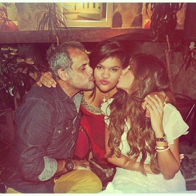 Morena, la hija de Jorge Rial, confirmó la reconciliación con Loly Antoniale en las redes