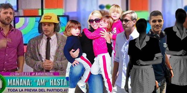 El contraataque judicial de Maxi López a Wanda Nara: las niñeras la acusan a ella