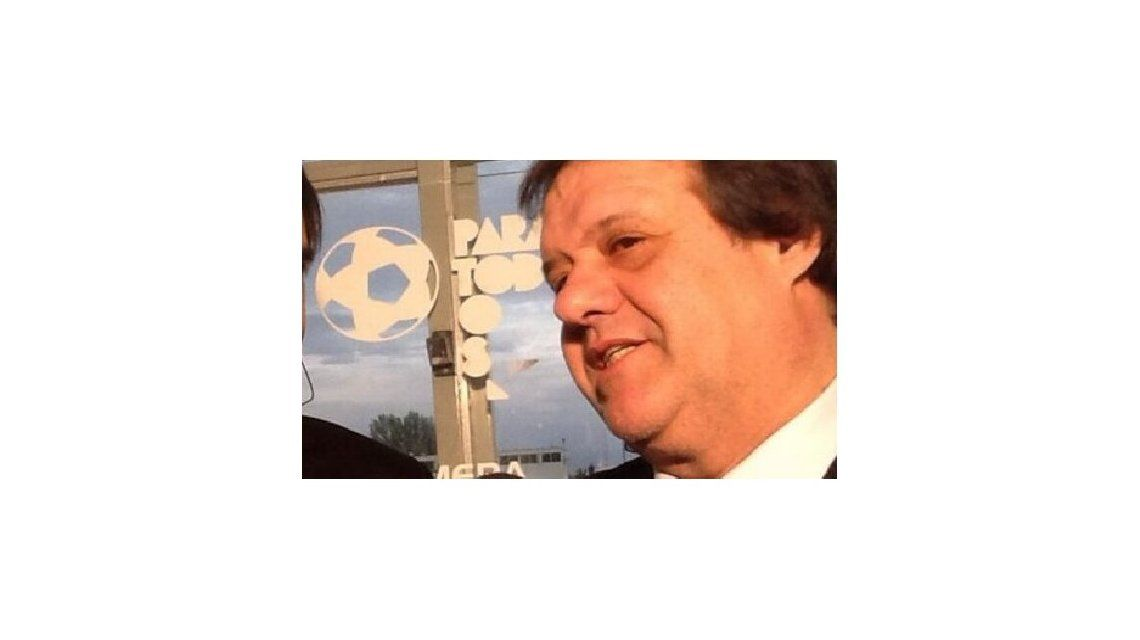 El periodista deportivo Osvaldo Guerra fue internado tras sufrir un ACV