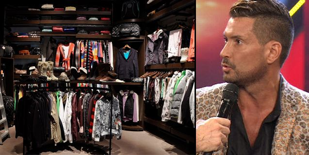 Luciano el Tirri: ¿De participante de Showmatch a vendedor de ropa?