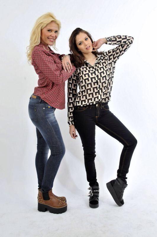 La nueva producción de fotos de Nazarena Vélez y su hija Barbie, en familia
