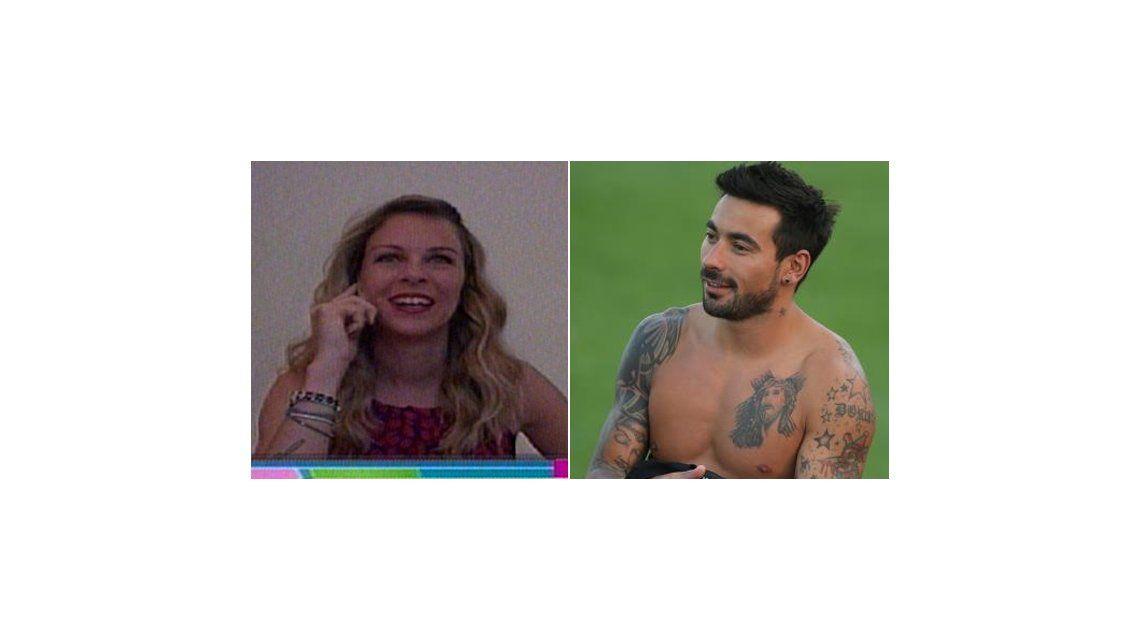 La novia del Pocho Lavezzi contó la intimidad del jugador más deseado de la Selección