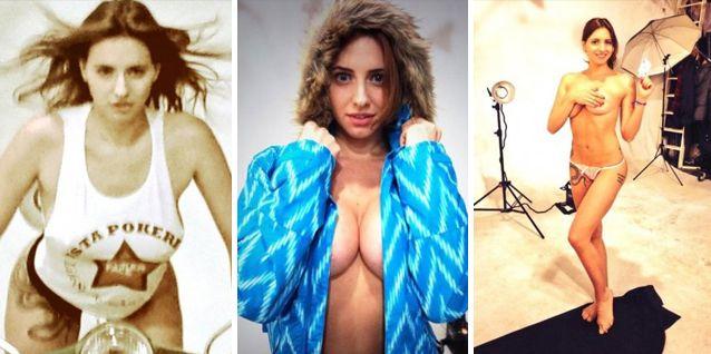 La nueva producción de fotos de Annalisa Santi
