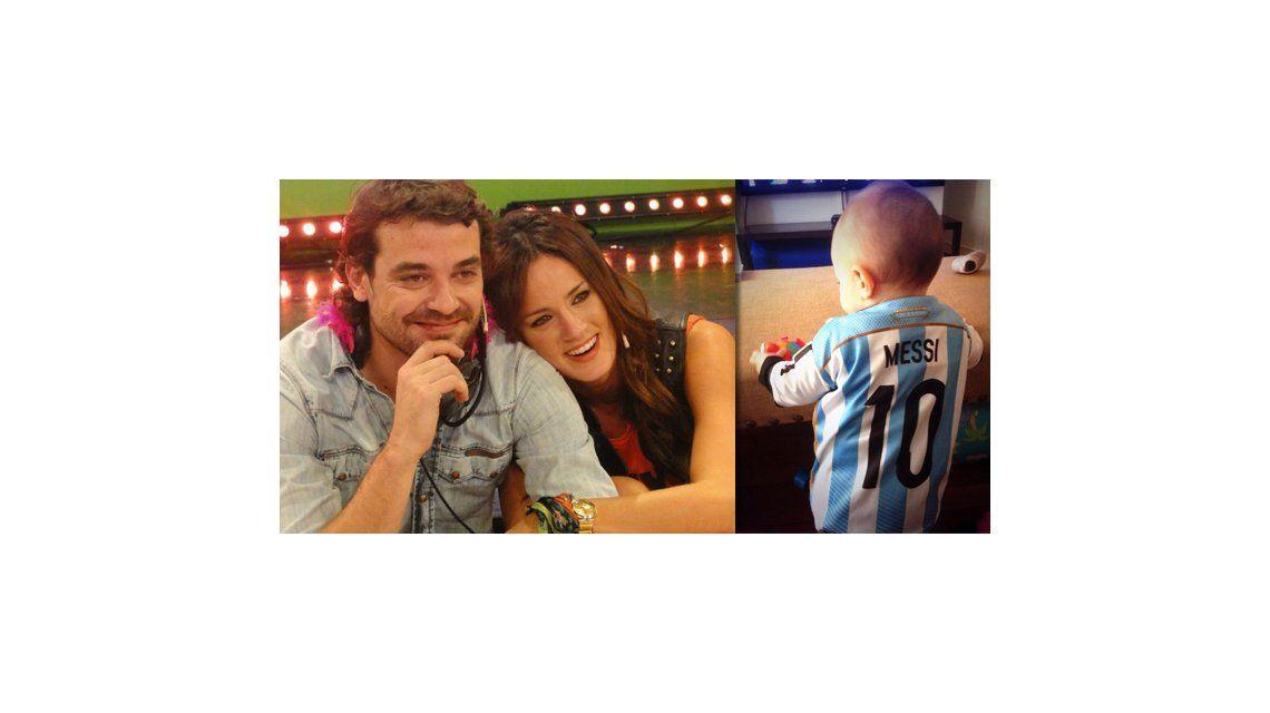 La foto de la hija de Pedro Alfonso y Paula Chaves es mundial: Ella también hace Lío