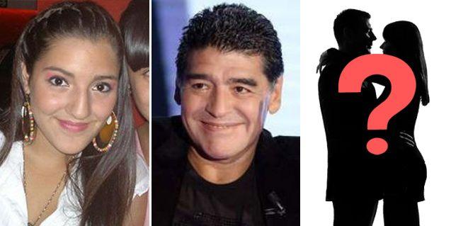 Embarazo confirmado y el operativo para que Maradona conozca a su hija